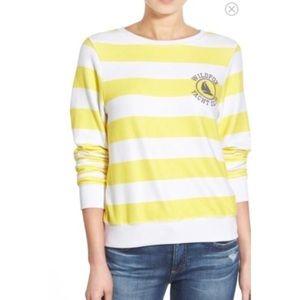 Wildfox graphic sweater